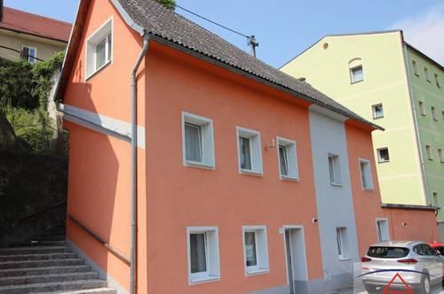 Ein Haus mit großer Terrasse - ohne Gartenarbeit!