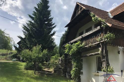 Uriges Wohnhaus mit viel Grund in ruhiger Lage!