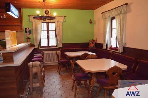 TOLLE MÖGLICHKEIT! - Ehemaliges Gasthaus für handwerklich Begabte!