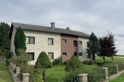 Geräumige Eigentumswohnung mit großem Garten.