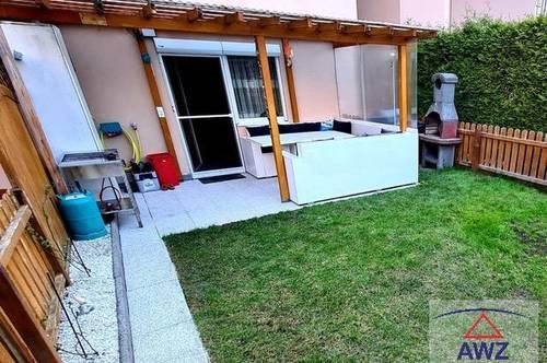 Schöne Wohnung mit Garten!