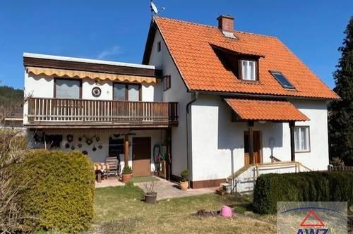 Wohnhaus in Stadtnähe