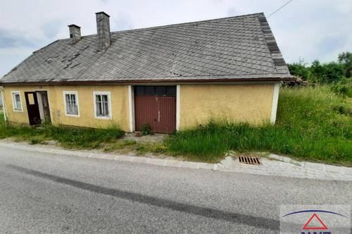 Renovierungsbedürftiges Bastlerhaus!