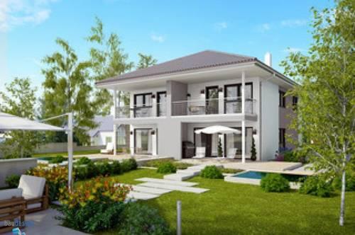 Exklusive, moderne Doppelhaushälfte in TOP Lage von Bisamberg - verschiedene Grundrisse mit unterschiedlichen Größen der Wohnfläche möglich!