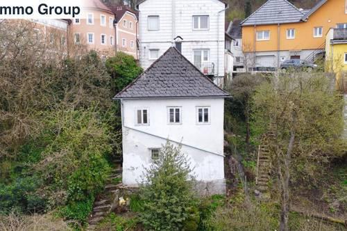 Bastlerhaus in Hanglage zu verkaufen!