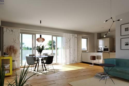 Wohnen zwischen Einfamilienhäusern und in idyllischer Umgebung - Baustart bereits erfolgt!