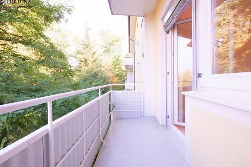 Natur in vollen Zügen | Nähe Hilmteich | 2 Zimmerwohnung in herrlicher und absolut ruhiger Lage !