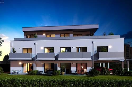 Sonnige und helle 2-Zimmer-Neubauwohnung in Wetzelsdorf!