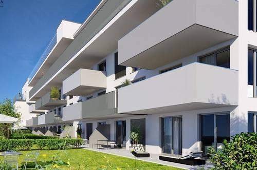 Purer Luxus und Eleganz im Herzen der Stadt - Wunderschöne 90m2 - Gartenwohnung