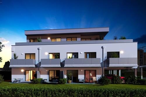 Sonnige 2 Zimmer Neubauwohnung in Wetzelsdorf | beziehbar ab Juni 2021