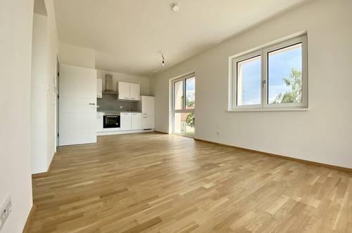 Qualität lässt hier keine Wünsche offen --> Tolle 2-Zimmer Neubauwohnung!