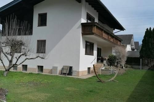 FAMILIENIDYLLE 3-Zimmer-Mietwohnung im 2-Familienhaus mit großem Balkon und Gartennutzung