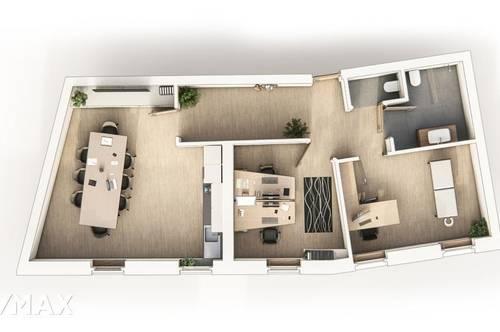 Wohnung im Zentrum