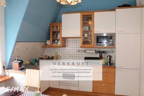 Für Anleger, nette 2-Zimmer-Wohnung in Ossiacher See Nähe