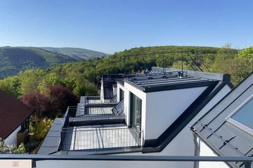 ERSTBEZUG - 4 Architektenreihenhäuser mit Grünblick - Gießhübl