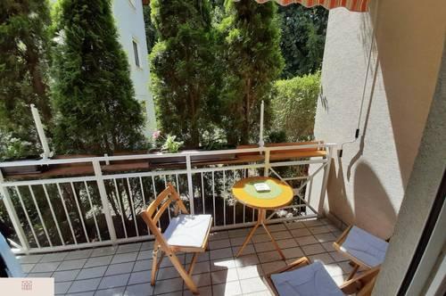 Renovierte gemütliche Balkonwohnung mit Grünblick – Hinterbrühl