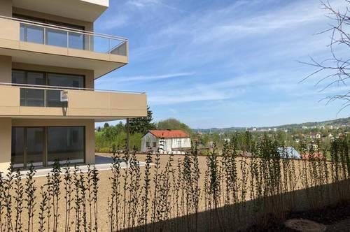 Wohnen am Südhang   103m² Wohnung inkl. 2 Stellplätzen