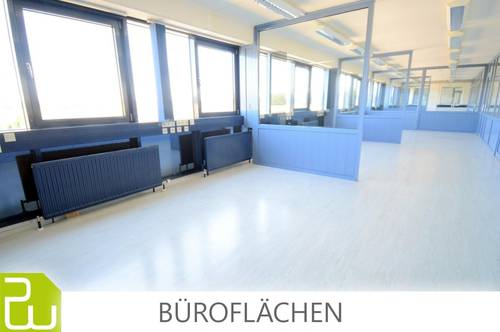 NEU ! Büroräumlichkeiten 60-700 m² - individuelle Gestaltungsmöglichkeiten ! PROVISIONSFREI !