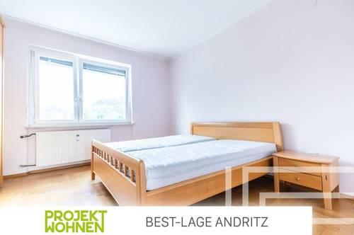 Wohnen in Spitzenlage - Andritz / Mit traumhaftem Balkon / Fantastische Aufteilung / Ab sofort verfügbar !