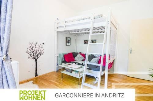 Garconniere im Grünen! / Top-Lage Andritz! / Optimale Aufteilung! / Ab sofort verfügbar!