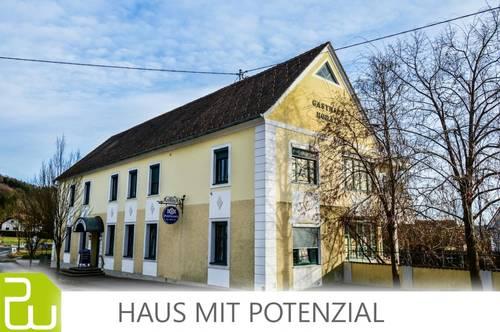 Wunderschönes Haus mit viel Potenzial !!