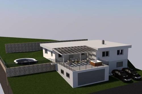 Schön gelegener, großzügiger Baugrund in Hanglage in der Gemeinde Liebenfels