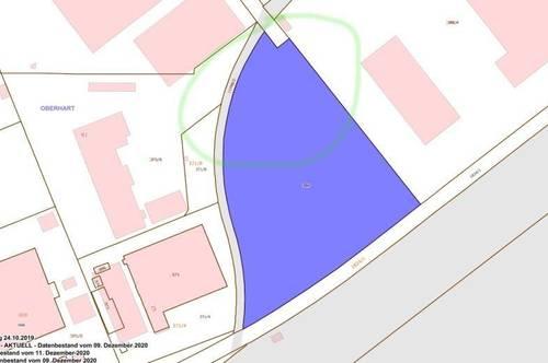 (Teil-)Grundstück an der Terminalstraße auf Baurechtsbasis - Industriewidmung