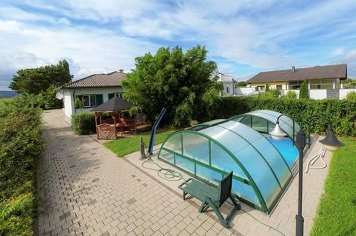 Familienhaus mit großem Marrillengarten in Kittsee, nahe Bratislava
