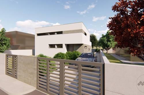 Einfamilienhaus mit grossem Garten in Potzneusiedl