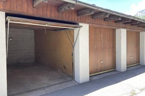 Garagen und AAP´s im Freien