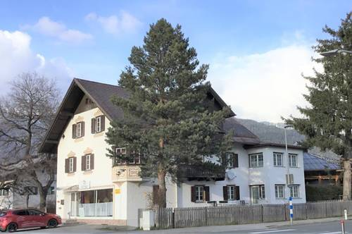 Preisreduzierung - Mitten im Zentrum von Reutte - Mehrfamilienhaus mit vielen Nutzungsmöglichkeiten zu verkaufen!