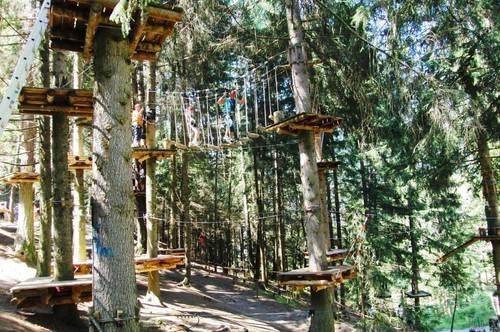 EINMALIGE GELEGENHEIT - Adventurepark mit vielen Highlights zu verkaufen!