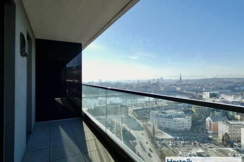 ERSTBEZU   TOP geplante 1 Raumwohnung mit Balkon!