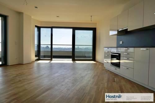 ERSTBEZUG   Wunderschöne 3 Zimmerwohnung mit ca. 27 m2 Balkon!