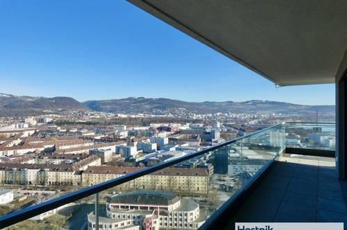 NEUBAU | 3 Zimmerwohnung 29 m2 Balkon!