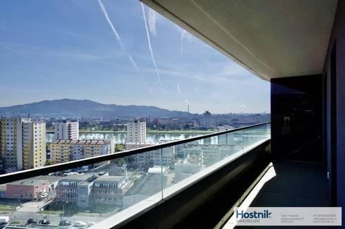 ERSTBEZUG   2 Zimmerwohnung mit 12m2 Balkon!