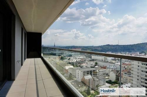 ERSTBEZUG | Wunderschöne 3 Raumwohnung mit 16m2 Balkon!
