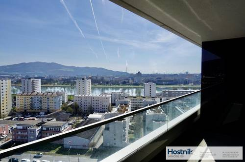 ERSTBEZUG   TOP geplante 1 Raumwohnung mit Balkon!