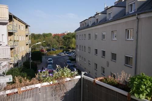 Mischekgasse - 2 Zimmer Neubau mit Balkon