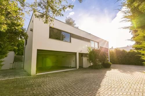 Brennleitenstraße - Einfamilienhaus mit schönem Garten zu vermieten