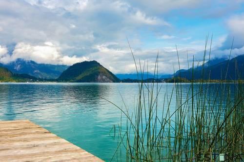 Das Haus am See wird Wirklichkeit - Apartment mit eigenem Badesteg