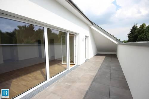 Stilvoll Wohnen in Peuerbach - neuwertige 2 Zimmer Wohnung mit ca. 30m² uneinsehbarer Terrasse