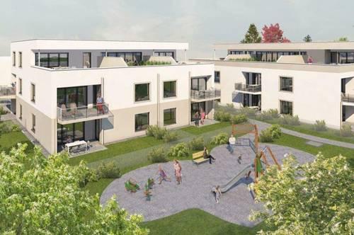 Projekt RIED² - 22 neue Eigentumswohnungen am Stadtrand von Ried im Innkreis