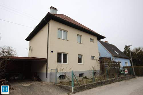 nette 62m² Erdgeschosswohnung mit Garten und Carportstellplatz in ruhiger Siedlungslage