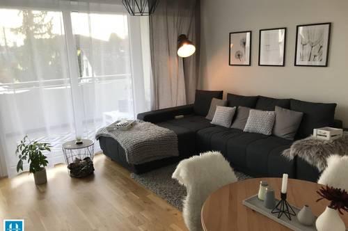 Wohnen in der Oidenerstraße - gemütliche 44,20m² Singlewohnung mit großem Balkon zu vermieten
