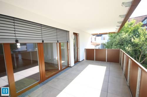 gemütliche 74,85m² Neubauwohnung mit 2 Balkonen und Kinderzimmer im Zentrum von Waizenkirchen
