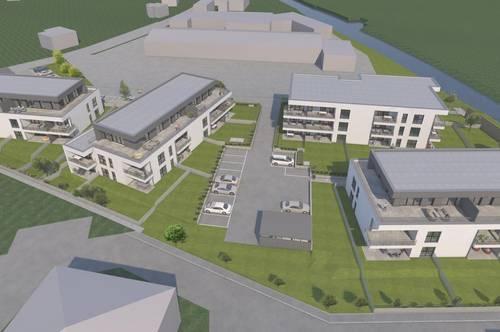 WOHNEN FÜR GENERATIONEN 3 - 49 neue, freifinanzierte Eigentumswohnungen in Schlüßlberg - TOP 22-7