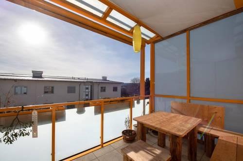 Eigentumswohnung mit 2 Kinderzimmer und großer Loggia
