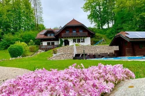 Wertvolles Landhaus - Tradition trifft Zukunft