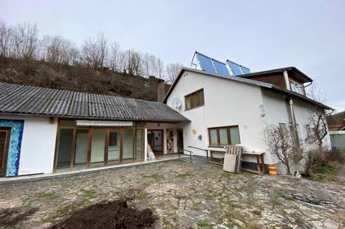 Wohnhaus in idyllischer Grünlage an der Steyr